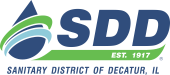 Sanitary District of Decatur Illinois - Established 1917